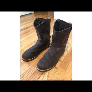 """Chippewa 10"""" Pull On Boots (Men's, Size 12)"""